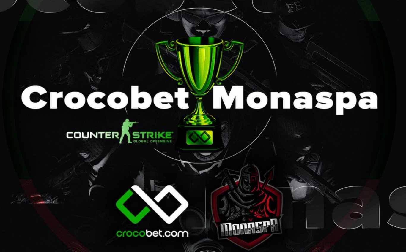 eSports განყოფილება Crocobet-ზე